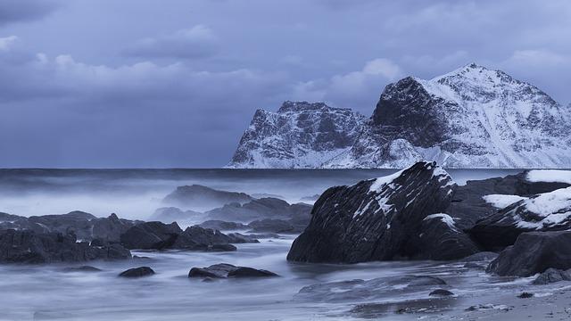 Lofoten North Norway Norway Nordland Flakstad