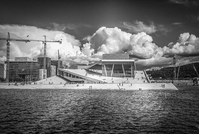 Oslo Norway Scandinavia Travel City The Oslo Fjord