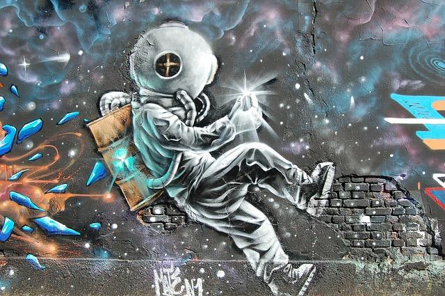 Wall Art Mural Painting Graffiti Public